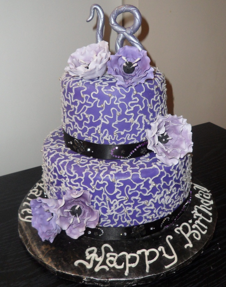 Personalized Debut Cakes